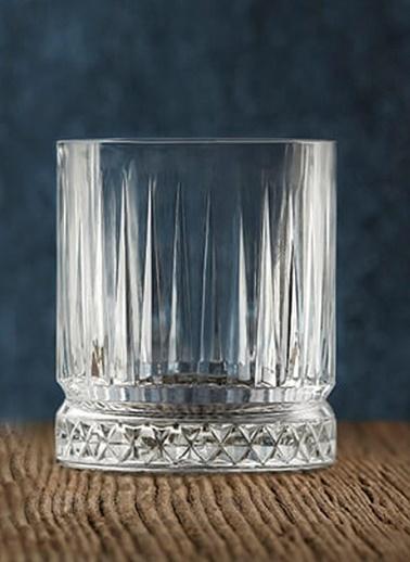 Paşabahçe 4'Lü Elysıa Viski Bardağı - 210Cc Renksiz